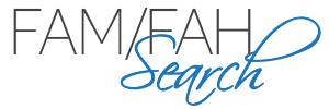FAM Search Logo